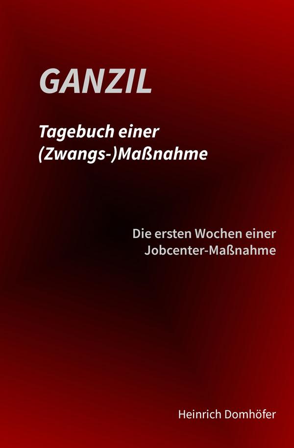 Ganzil-Tagebuch als Taschenbuch erhältlich